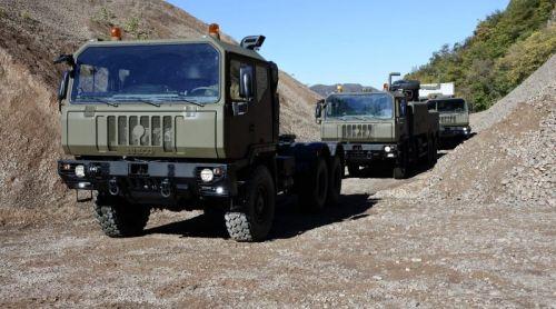 IVECO поставит для армии Румынии почти 1000 автомобилей
