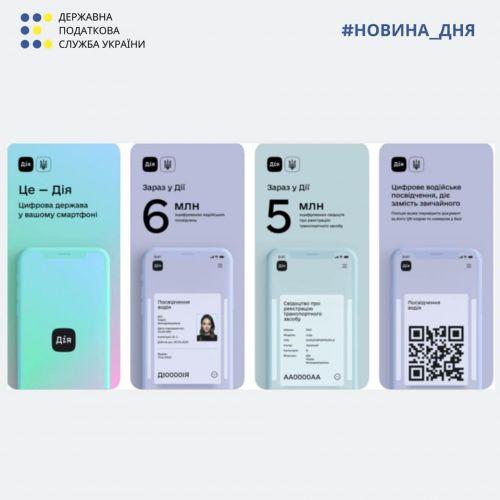 """Что делать, если водительские права не отображаются в приложении """"Дія"""""""