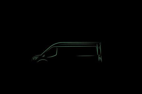 Ford готовит полностью электрический Transit - Transit