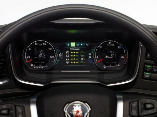 Scania запустила online конкурс среди водителей в Украине, которые работают на магистральных перевозках