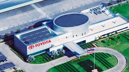 Toyota полностью остановит производство авто и компонентов в Европе
