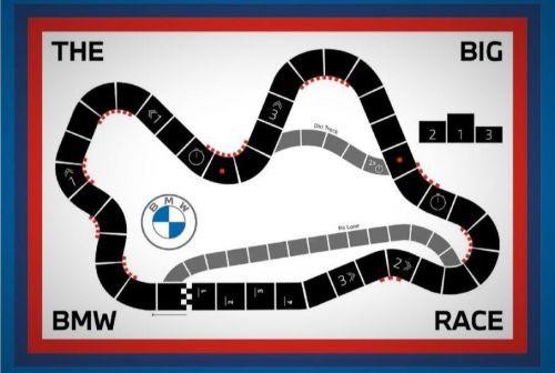 BMW представила игры для своих фанов, скучающих во время карантина