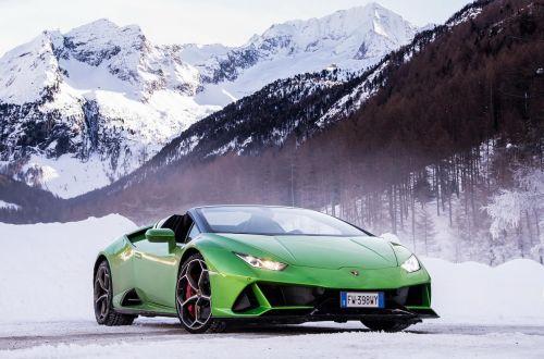 Lamborghini анонсирует первую новинку после эпидемии коронавируса - Lamborghini