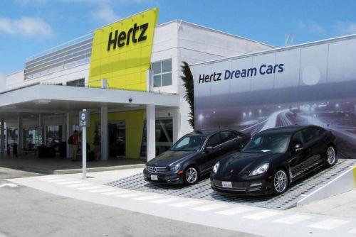 Почему обанкротился старейший прокатный оператор Hertz