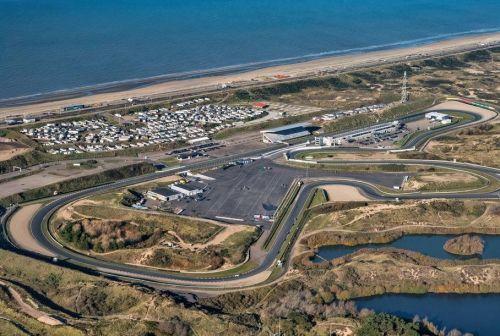 Формула1 продолжает нести потери локаций. Гран-при Нидерландов перенесут на 2021 год