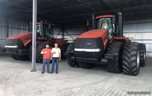 Кто в Украине закупил самые мощные трактора из линейки Case IH