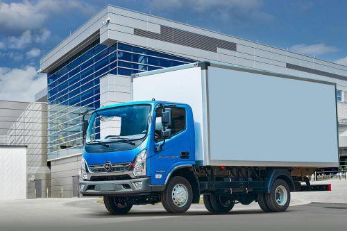 ГАЗ будет выпускать среднетоннажный грузовик с китайской кабиной