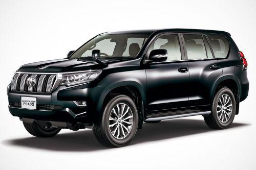 У Toyota Land Cruiser Prado появится новый дизель