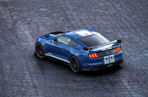 Ford Mustang получил 800-сильную версию