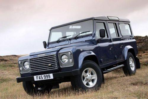 Land Rover проиграл суд за дизайн Defender - Defender