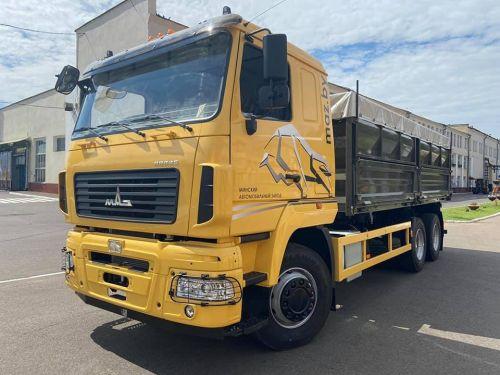 В августе МАЗ укрепил лидерство на украинском рынке грузовиков