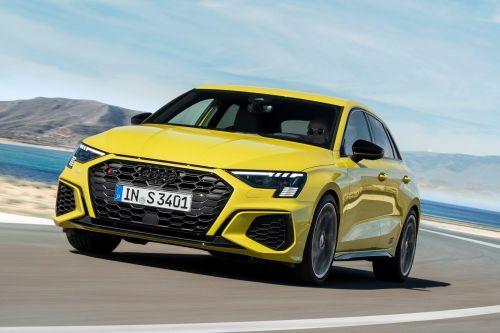 Audi представила S3 нового поколения - Audi