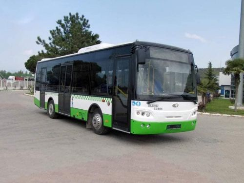 Ивано-Франковск опять закупит автобусы турецкого производства