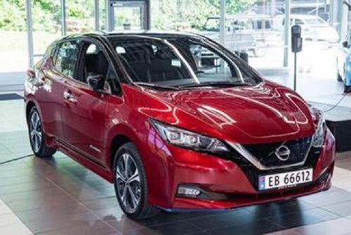 В Украине стартуют официальные продажи обновленного Nissan Leaf