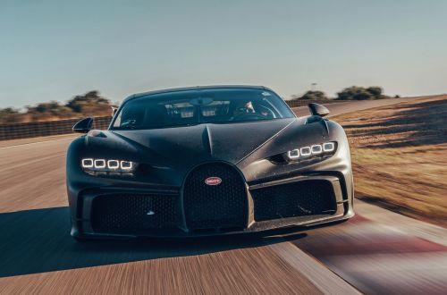 Легендарную Bugatti выкупает хорватская Rimac