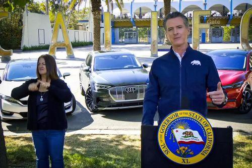 Закат эры авто с ДВС: Калифорния назвала дату полного запрета продаж традиционных авто