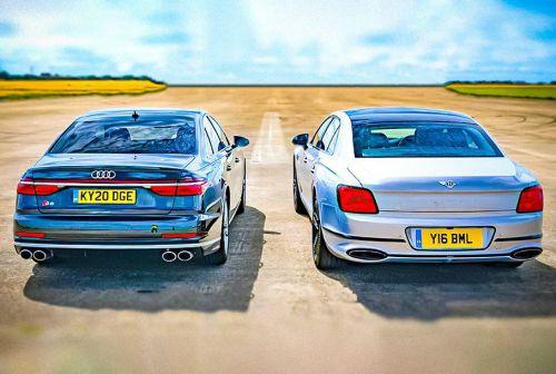 """Bentley утратит самостоятельность и станет """"дочкой"""" Audi"""