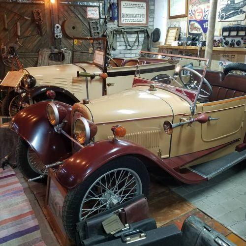В Днепре появился еще один музей ретро автомототехники - коллекция