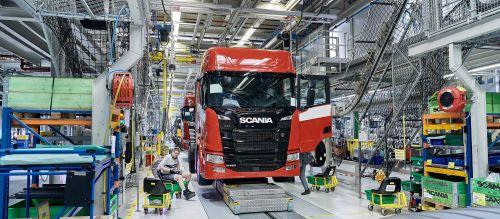 Scania построит завод в Китае