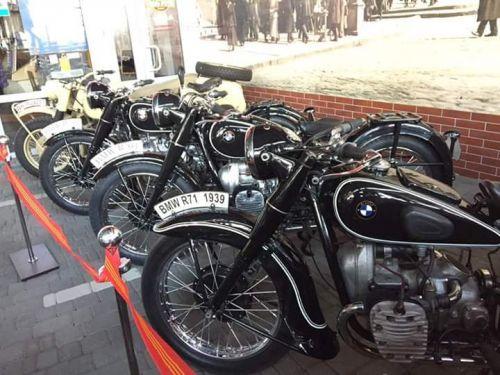Теперь и в Украине можно увидеть эволюцию мотоциклов BMW в музее - BMW Motorrad
