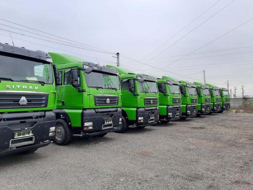 """Новая """"линейка"""" грузовиков SITRAK изменила мнение покупателей о китайских грузовиках - Sitrak"""
