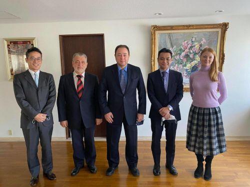 Honda хочет увеличить свое присутствие в Украине – посол - Honda