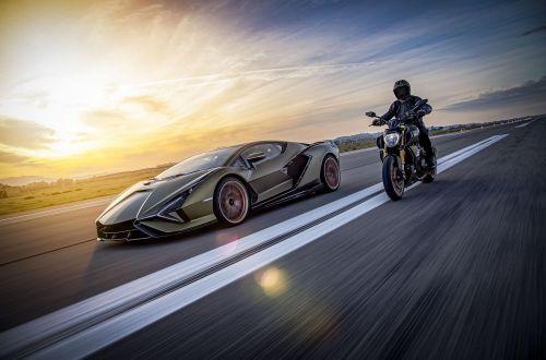 Volkswagen Group решил судьбу Lamborghini и Ducati - Lamborghini
