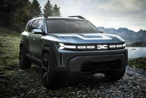 Каким будет новый 7-местный кроссовер у Dacia