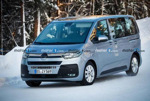 Каким будет Volkswagen Multivan T7