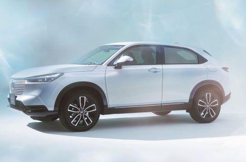 Honda представила кроссовер HR-V нового поколения - Honda