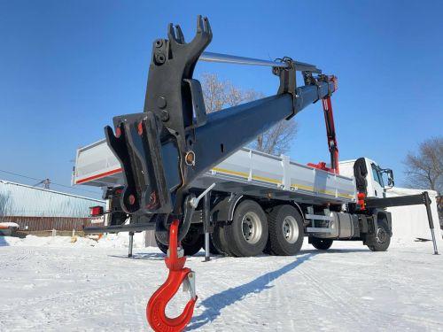 Ford Trucks освоил еще одну специализацию в Украине