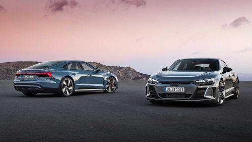 В Audi прогнозируют, что скоро начнется процесс снижения показателей запаса хода у электромобилей - электромоб
