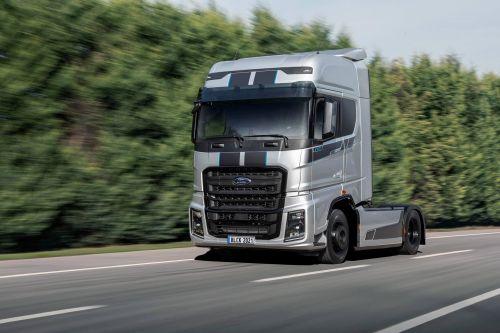 Украинский дистрибьютор Ford Trucks вошел в Топ-8 мировых импортеров бренда