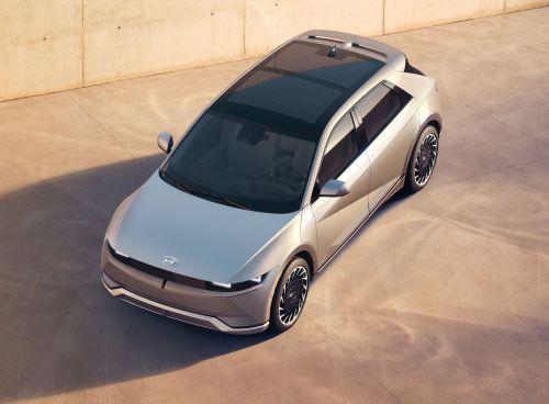 Чем будет уникален Hyundai IONIQ 5