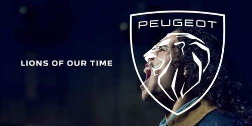 Лев PEUGEOT зарычал еще громче! Что означает новый логотип - PEUGEOT