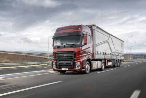 Ford Trucks представил новую модель F-MAX L с запасом хода до 5000 км без дозаправки