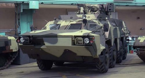 Минобороны закупит 75 БТР-4 у отечественных заводов. Это крупнейший заказ для ВСУ - БТР-4