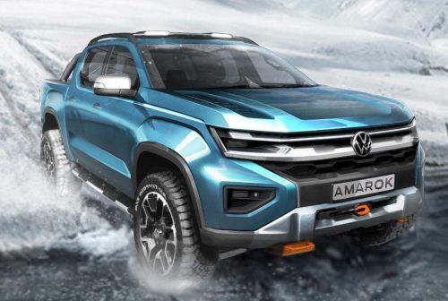Каким будет следующее поколение Volkswagen Amarok