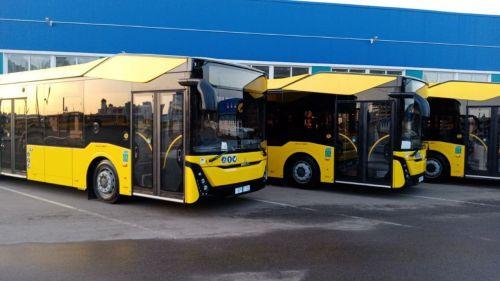 МАЗ начал поставки автобусов нового поколения - МАЗ