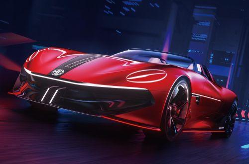 MG намекнула, каким будет автомобиль для поколения Z