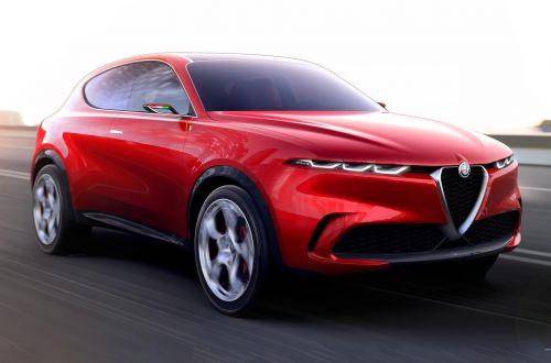 Alfa Romeo задержит выход на рынок кроссовера Tonale