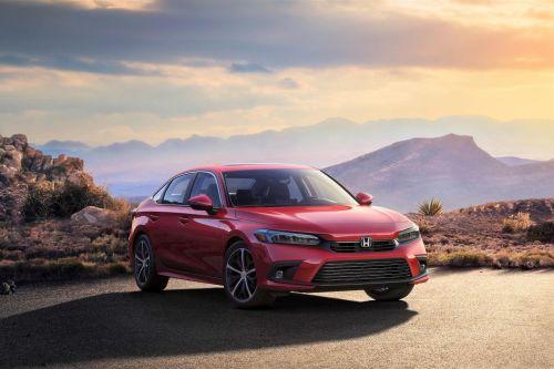 Как будет выглядеть новое поколение Honda Civic