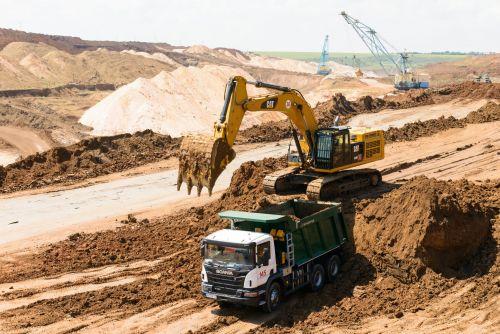 Scania активизировала поставку самосвалов для карьеров по Украине