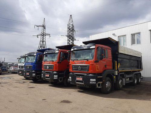 На украинском рынке грузовиков на 2-е место неожиданно вышел новый игрок