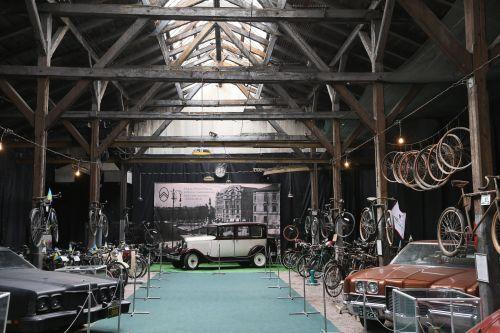 Львовский музей Retro Garage обновил экспозицию и открылся после карантина