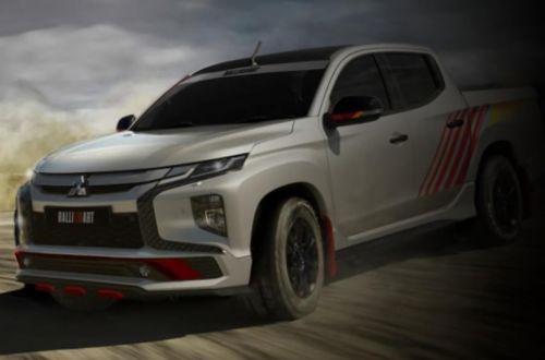 Mitsubishi возродит спортивное подразделение Ralliart - Mitsubishi