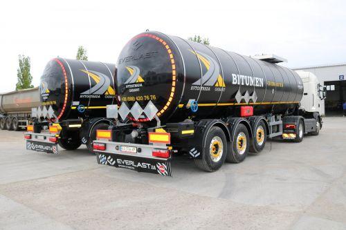 Импорт битума для дорожного строительства с начала года увеличился в 1,5 раза