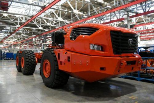 КАМАЗ готовится к производству 75-тонных карьерных самосвалов