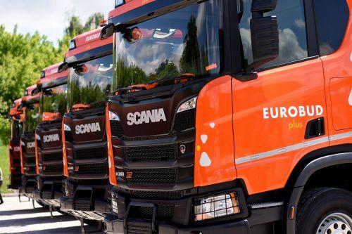 Строительные компании распробовали самосвалы Scania  - Scania