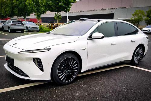 Китайский электромобиль с запасом хода 1000 км выйдет на рынок в 2022 году